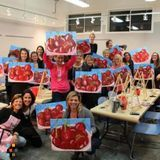 Social canvas art painting instructor wanted