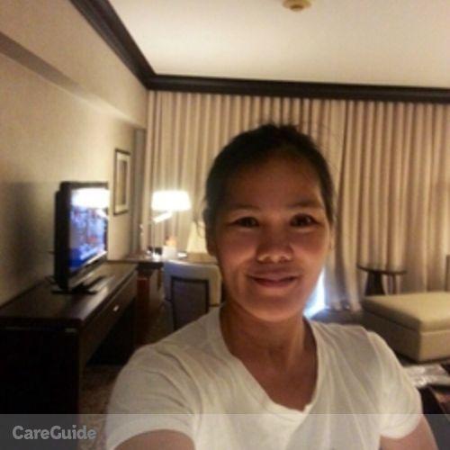 Canadian Nanny Provider Ana Myra Lopez's Profile Picture