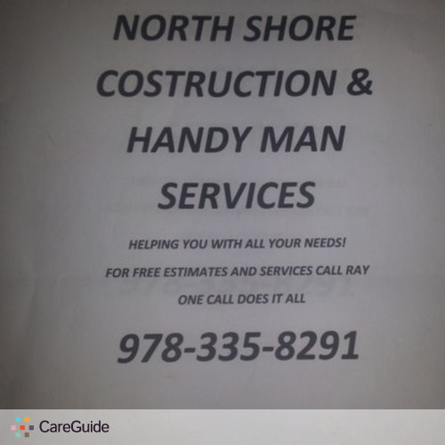 Handyman Provider Ray H's Profile Picture
