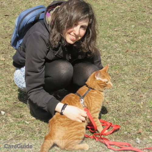 Pet Care Provider Larissa R's Profile Picture