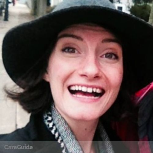 Canadian Nanny Provider Rebecca S's Profile Picture