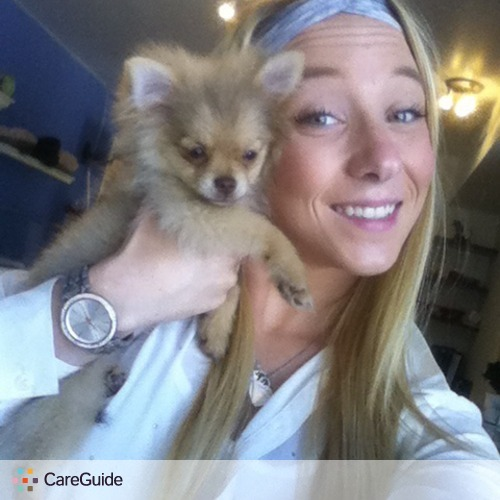 Pet Care Provider Alexandra Gagnet's Profile Picture