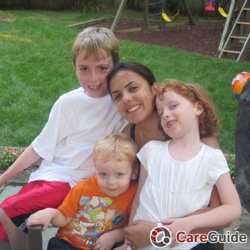 Child Care Provider Michelle De Araujo's Profile Picture