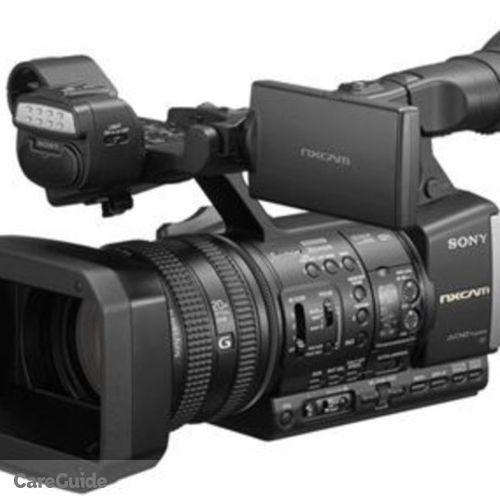 Videographer Provider Glenn Stockwell's Profile Picture