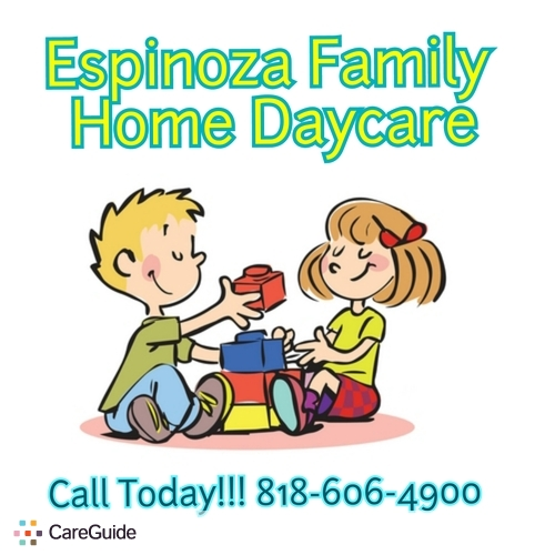 Child Care Provider Alexandra Espinoza's Profile Picture