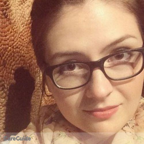 Canadian Nanny Provider Taylor Davidson's Profile Picture