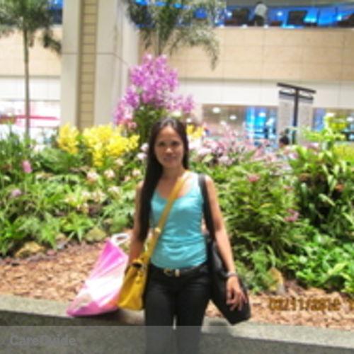 Canadian Nanny Provider Nerlita Escalante's Profile Picture