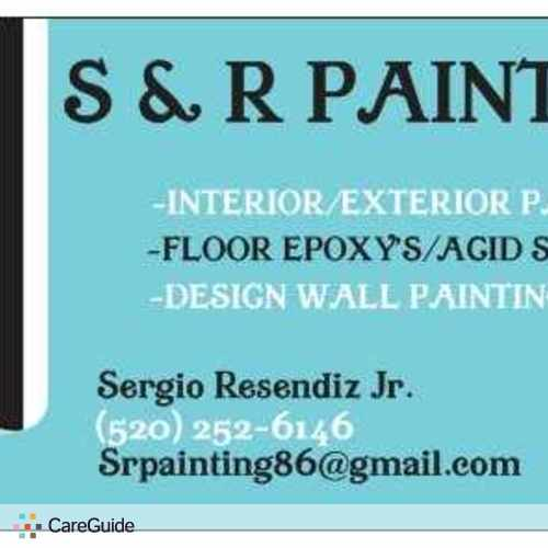 Painter Provider Sergio Resendis's Profile Picture