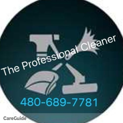 Housekeeper Provider Professional Cleaner's Profile Picture