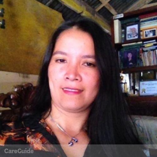 Canadian Nanny Provider Christinna A's Profile Picture