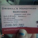 Driskill's Handyman Services