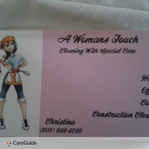 Housekeeper Provider Christina Weeks's Profile Picture