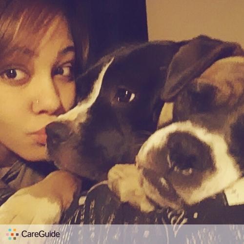 Pet Care Job Victoria Brown's Profile Picture