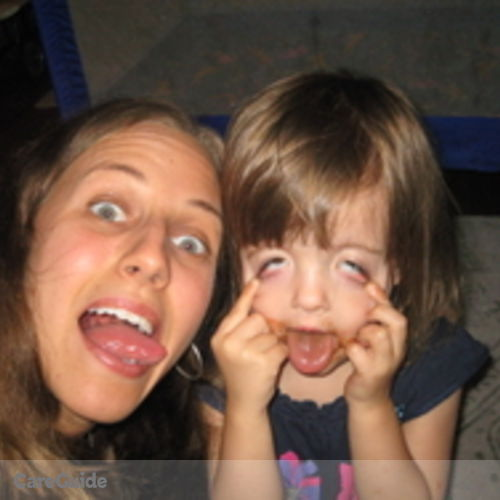 Canadian Nanny Provider Sarah Walsh's Profile Picture