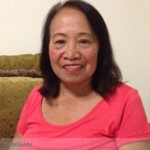 Canadian Nanny Provider Necita Ramones's Profile Picture