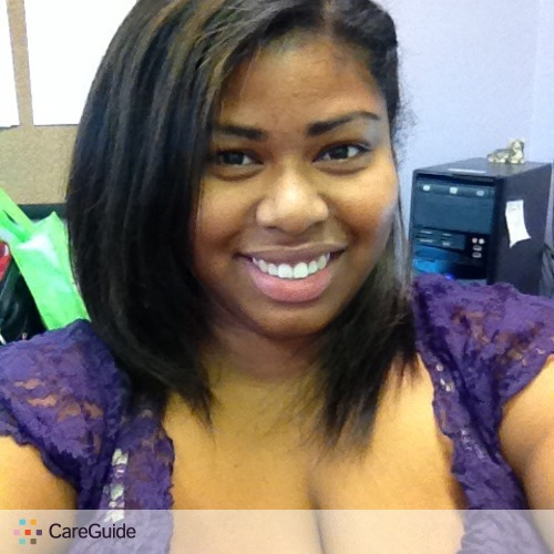 Child Care Provider Stephanie M's Profile Picture