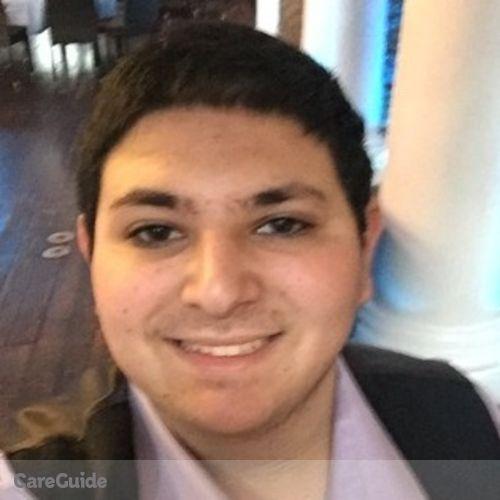 Child Care Provider Justin G's Profile Picture