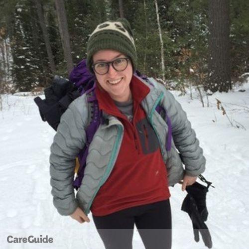 Canadian Nanny Provider Amanda Williams's Profile Picture