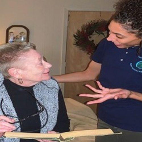 Elder Care Provider Hollu O's Profile Picture
