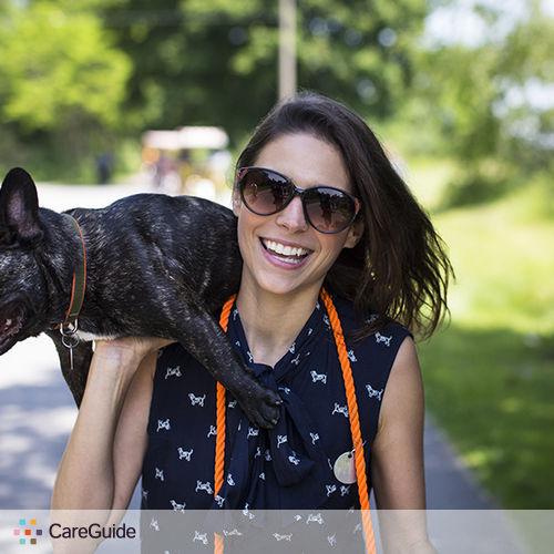 Pet Care Provider Stephanie Pileggi's Profile Picture