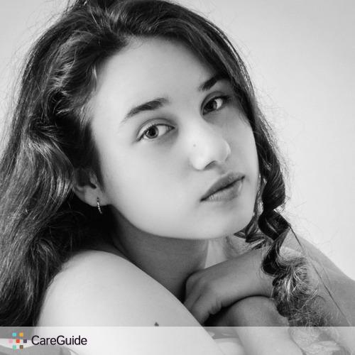 Child Care Provider Dasha Kernasyuk's Profile Picture