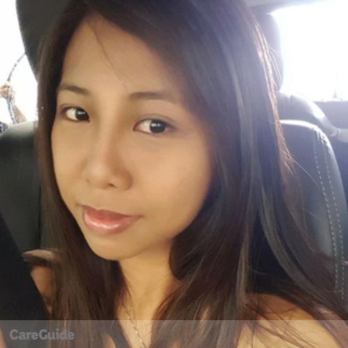 Canadian Nanny Provider Cherry P's Profile Picture