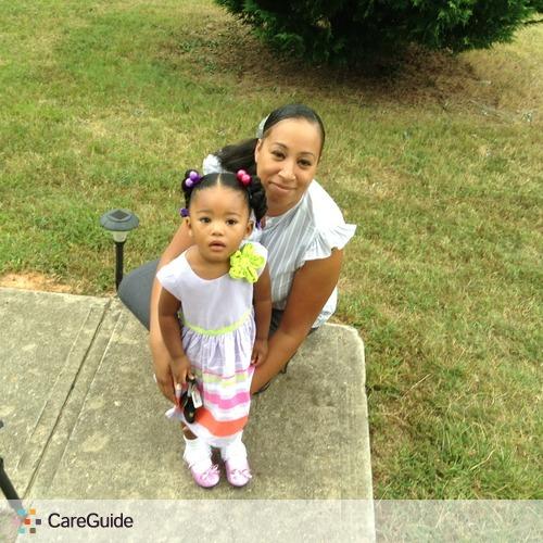 Child Care Provider Reeshemah T's Profile Picture