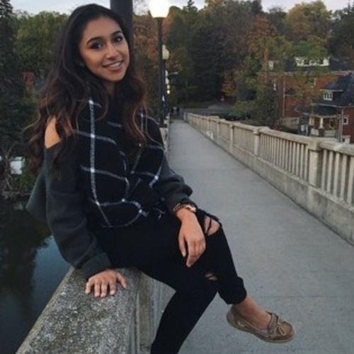 Canadian Nanny Provider Naomi P's Profile Picture