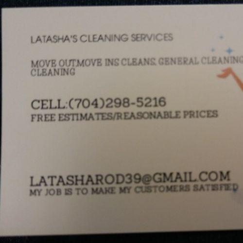 Housekeeper Provider Latasha Rodriguez Gallery Image 1