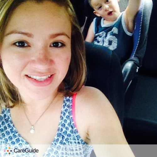 Child Care Provider Catherin Gonzalez's Profile Picture