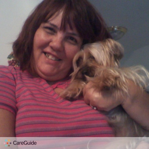 Pet Care Provider Erika Dinse's Profile Picture