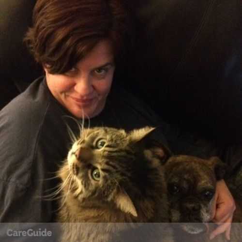 Pet Care Provider Karen McMillon's Profile Picture