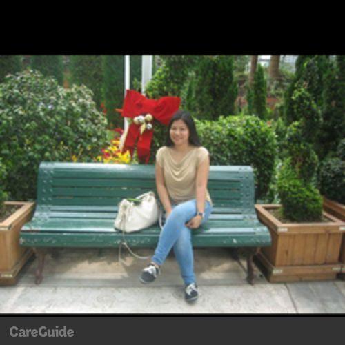Canadian Nanny Provider Lilibeth A's Profile Picture