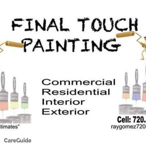 Painter Provider Eder Gomez's Profile Picture