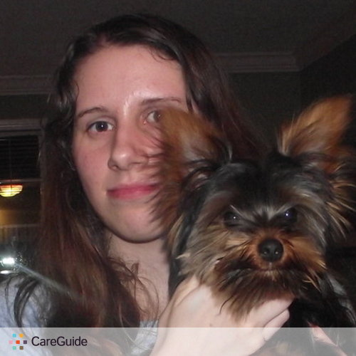 Pet Care Provider Tasha Brooker's Profile Picture