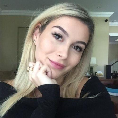 Canadian Nanny Provider Katarina C's Profile Picture