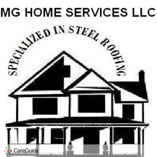 Roofer Provider MG Home Services LLC .'s Profile Picture