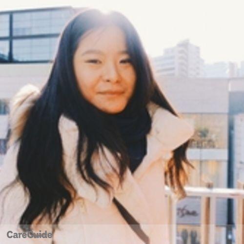 Canadian Nanny Provider Charlotte L's Profile Picture