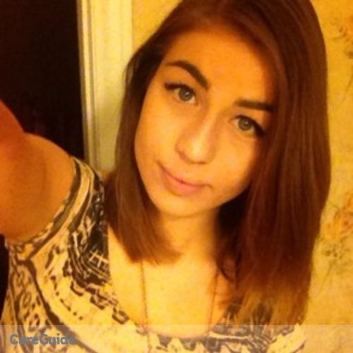 Canadian Nanny Provider Kristen Avelar's Profile Picture