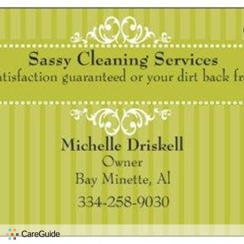 Housekeeper Provider Michelle Driskell's Profile Picture