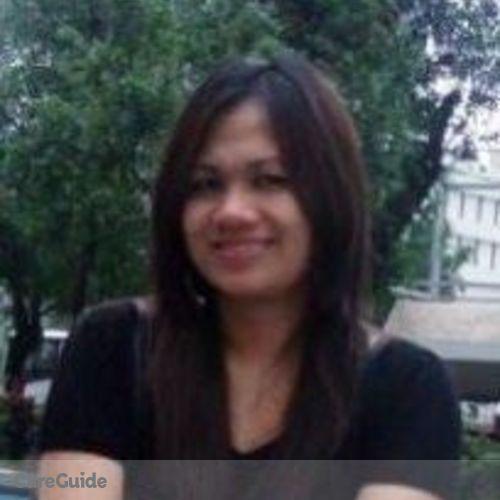 Canadian Nanny Provider Ligaya Lang Ay's Profile Picture
