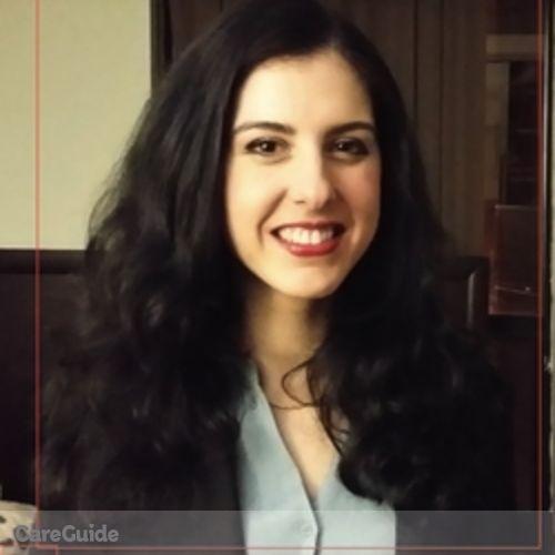 Canadian Nanny Provider Irene Gomez's Profile Picture