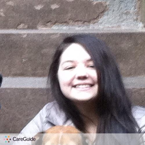 Pet Care Provider Hayley Bieniasz's Profile Picture