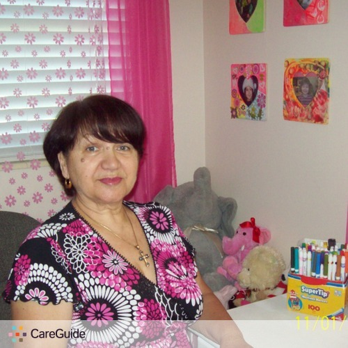 Child Care Provider Iulia Nikitina's Profile Picture