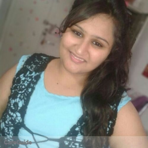 Canadian Nanny Provider Nameta Sharma's Profile Picture