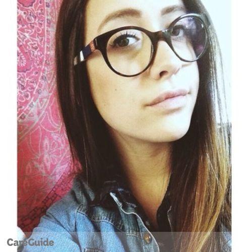 Canadian Nanny Provider Isabella Fraiberg's Profile Picture