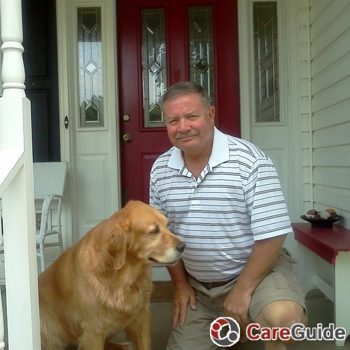 Pet Care Provider John Govin's Profile Picture
