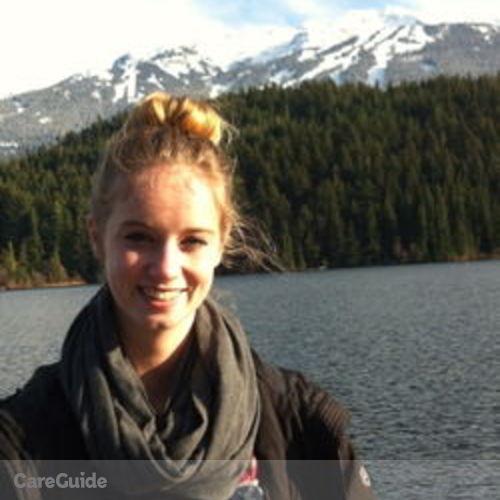 Canadian Nanny Provider Meg H's Profile Picture