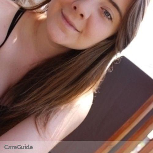Canadian Nanny Provider Tori Gore's Profile Picture