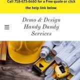 Demo&Design Handy DandyServices